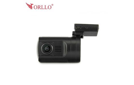 Miniaturowy Wideorejestrator Orllo SX-610G z GPS rozdzielczość 2304x1296 lub FULL HD