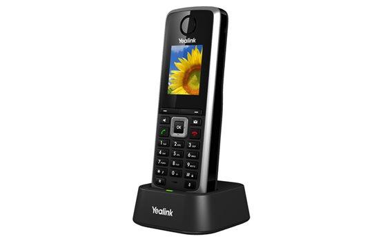 Słuchawka DECT Yealink W52H PoE do telefonu Yealink W52P.