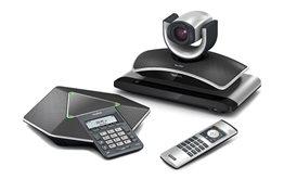 Zestaw wideokonferencyjny Yealink VC120 FullHD 1080p z nagrywarką wideo oraz 18x zoom
