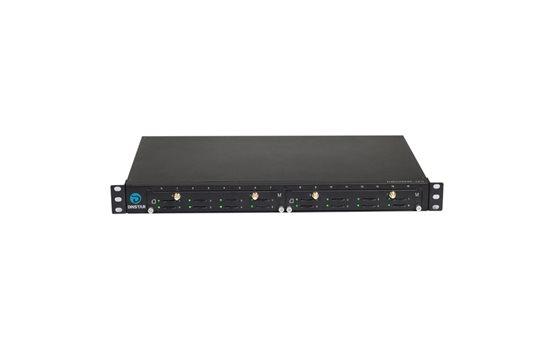 Bramka VoIP - GSM do 16 kanałow GSM Dinstar DWG2000FM-16G Splitter ze wskaźnikiem sygnału i trybem mostu lub routera