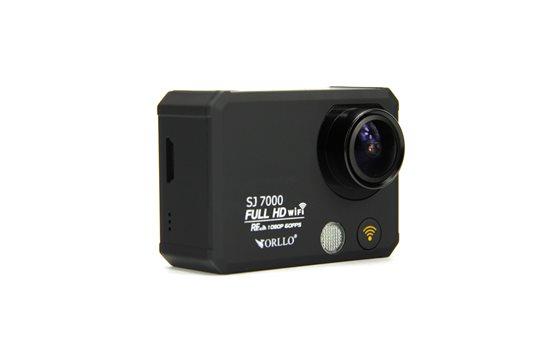 Kamera Sportowa 4K Orllo SJ7000 wodoszczelna do 50m, 12mpx 170 stopni WiFi z pilotem na nadgarstek!