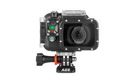 Kamera Sportowa 4K ORLLO MagiCam S71T f/2.8 G-Sensor, Time Lapse, dotykowy ekran, obudowa wodoszczelna do 100m!