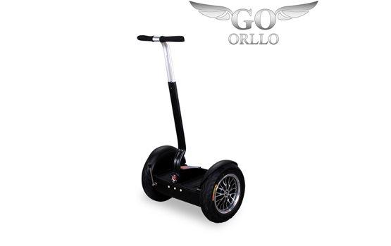 Pojazd elektryczny Orllo-GO SC-03 PRO City - żyroskopowy pojazd dwukołowy w wersji miejskiej, 15km/h zasięg do 35 km!