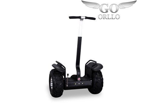 Pojazd elektryczny Orllo-GO SC-05 PRO OFFROAD - żyroskopowy pojazd dwukołowy w wersji terenowej, 15km/h zasięg do 35 km!