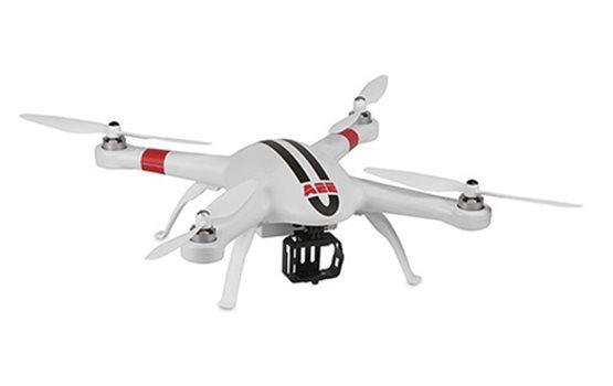 Profesjonalny Dron Orllo AEE Toruk AP9 z kompasem, GPS, żyroskopem oraz magnetomertem. Funkcja bezpiecznego powrotu. Do 25 minut