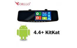 Nawigacja samochodowa Orllo LX-400GT PRO z wideorejestratorem Android