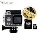 Kamera Sportowa Kamerka Wideorejestrator 4K ORLLO eXtreme X2 +16GB