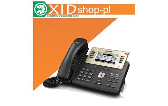 Telefon VoIP Yealink Optima HD T27P 3-stronna konferencja! NOWOŚĆ!