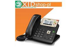 Telefon VoIP Yealink HD Voice T23G z najwyższą jakością dźwięku !