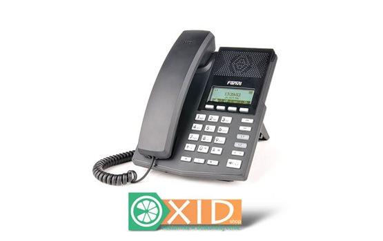 Fanvil X3EP to dwuliniowy telefon VoIP z wbudowanym POE NOWOŚĆ! u NAS najtaniej !