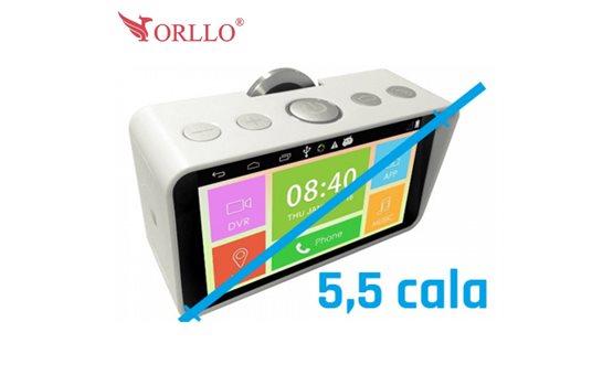 Nawigacja Samochodowa Orllo Smart Box z wideorejestratorem Android